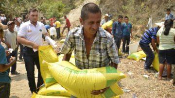 Respuesta a sequía Guatemala