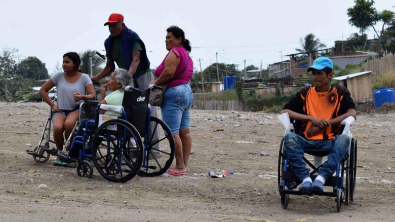 Inclusión de personas con discapacidad y adultos mayores en la gestión de riesgos ante desastres en Centroamérica