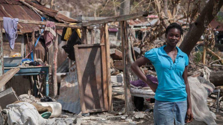 La respuesta del ASB al huracán Matthew en Haití