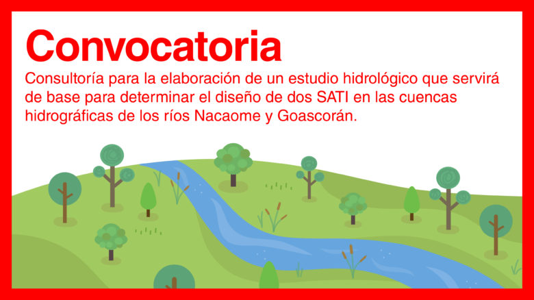 Elaboración de Estudio Hidrológico que servirá de base para determinar el diseño de dos SATI en las cuencas hidrográficas de los Río Nacaome y Goascorán.
