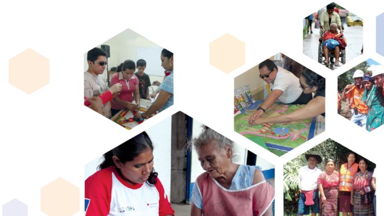 Guía comunitaria sobre inclusión de personas con discapacidad y adultas mayores en la gestión del riesgo de desastres en Centroamérica (2017)