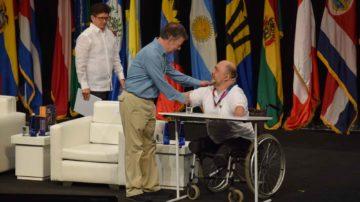 Declaración de Cartagena subraya la necesidad de inclusión de personas con discapacidad en la gestión de riesgos ante desastres en las Américas