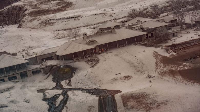 Ayuda de emergencia para las víctimas de la erupción del Volcán de Fuego en Guatemala