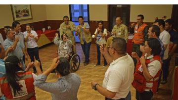Una persona con discapacidad, un agente de cambio