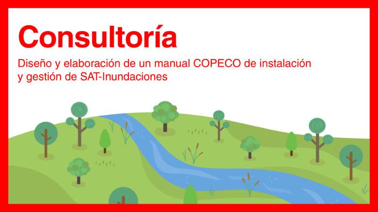 Consultoría para el Diseño y elaboración de un manual COPECO de instalación y gestión de SAT-Inundaciones