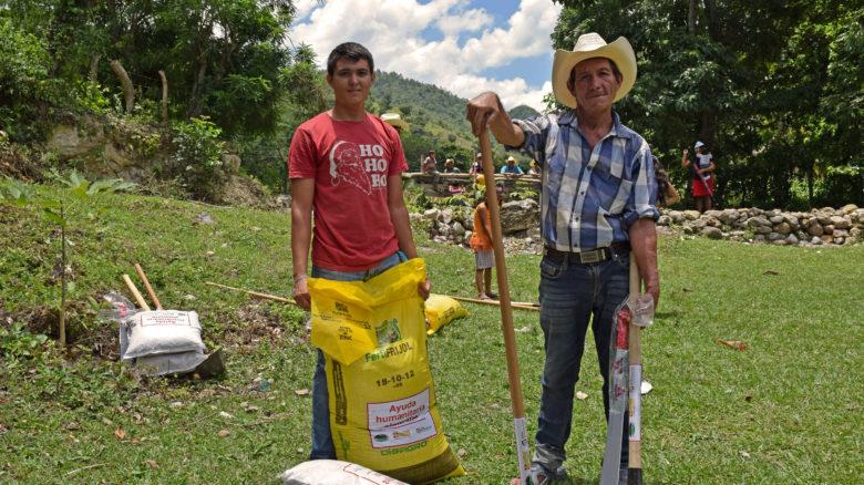 Seguridad alimentaria para las poblaciones afectadas por el cambio climático en América Central