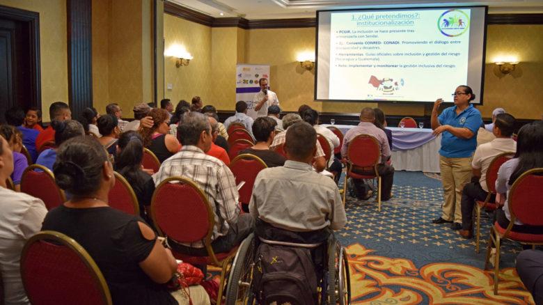 Nuestras experiencias en materia de inclusión