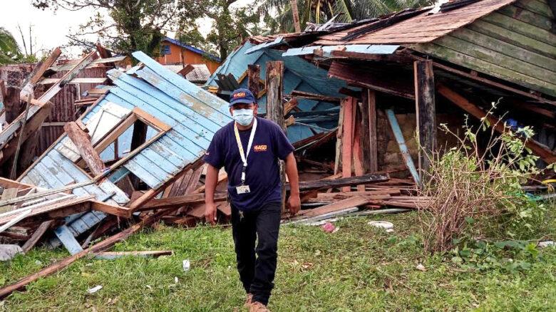 ASB destina ayuda humanitaria a afectados por los huracanes ETA y IOTA